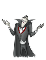 Dracula Hotel Translyvania by winterfell-is-coming