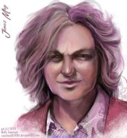 Top Gear - James May Portrait by VauxhaulAstra