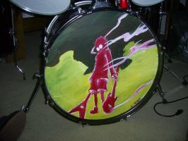 Bass Drum FLCL by Steve8238