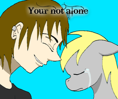 Derpy you are not alone by PenelopeXdg