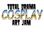 Total Drama Cosplay Art Jam Logo by ImfamousE