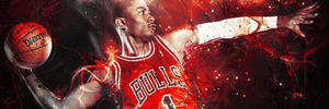Derrick Rose by reece3