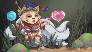 Definitely Not Teemo by ElizabethBeals