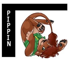 Pippin Lion Crossover by winterfalcon