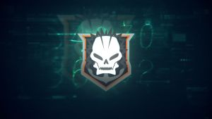 Black Ops 2 - Skull Wallpaper HD 2 by MuuseDesign