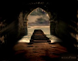 Isolation by moka107