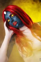 Mystique. by KasuzameYuu