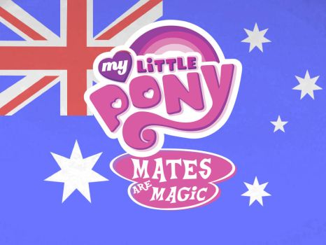 My Little Pony: Mates are Magic title by 4-Chap
