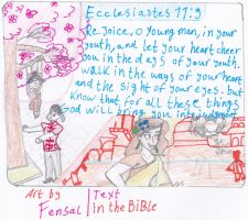 bible verse about youth by miss-american