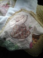 Dutch Girl Quilted Wall hanging by Moon-Crafter