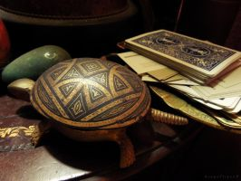 Decorated Turtle by BengalTiger4