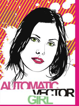 automatic vector girl by luber86