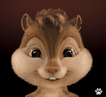 Alvin is cute by Neko-me