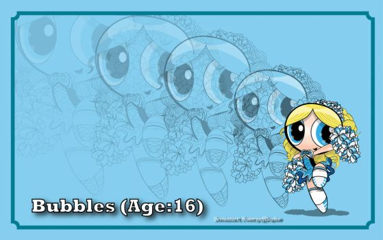 Bubbles Wallpaper (3) by PowerpuffBaylee