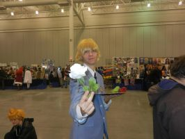 Nekocon 2012 Tamaki Cosplay by caseygracy1234