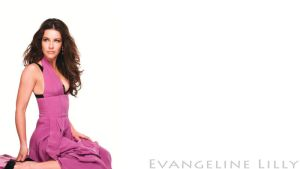 Evangeline Lilly by ResolutionDesigns
