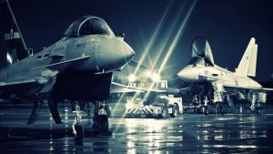 Aircraft Eurofighter Typhoon 1920x1080 37531 by PAV-Gallery