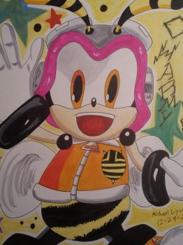 Charmy bee by iikelyons98