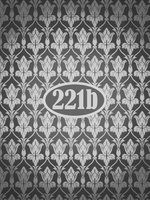 221b kindle screenlock screensaver by ficdogg
