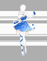 .::Outfit Adoptable 31(CLOSED)::. by Scarlett-Knight