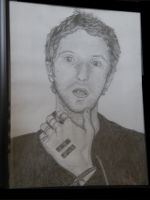 Chris Martin by PunkRitaRox