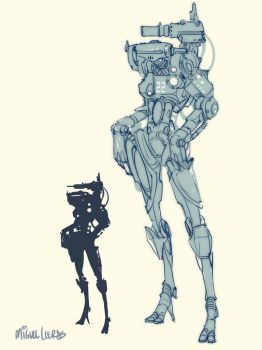 Police Bot by Miggs69