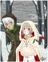 LuCo Xmas 2O11 by cindre