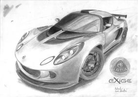 Lotus EXIGE by MadMike27