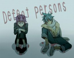 Defeat persons by yumekichi