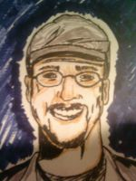 Nostalgia Critic - Colored by AwesomeCAS