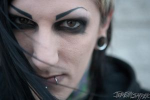 Chris Motionless 2011 by JeremySaffer