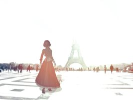 We`re going to Paris, Booker by FromSilentHeaven