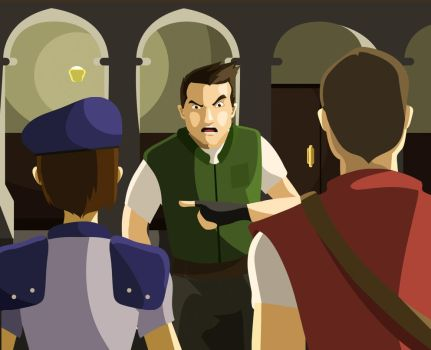 Resident Evil by MGH-Mad-Gamer