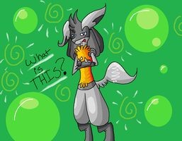 MS Paint Silver by SilverLucario12