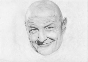 John Locke from LOST by Cerzus69