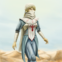 On Shifting Sands by XenonRay
