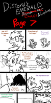 Discord's Emerald Chaos Nuzlocke - Page 7 by DragonwolfRooke