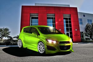 Aveo RS by EDL by EDLdesign