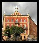 A Touch Of The Orient In Krakow (Cracow) by skarzynscy