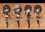 +MKX Dangel Outfits Pack+ by Sparvely