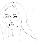 Chilean woman (WIP) by therogueone