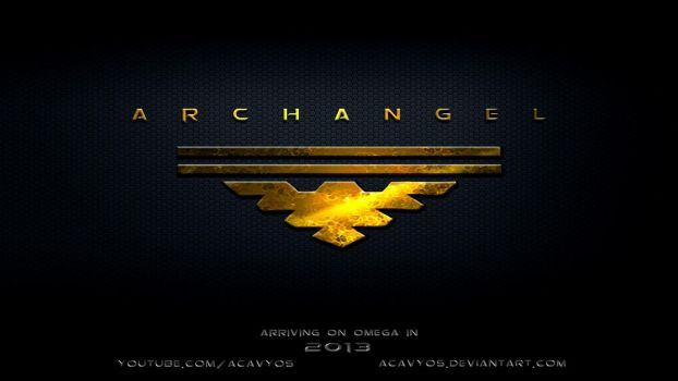 ARCHANGEL Teaser Logo (ALL INFOS) by Acavyos