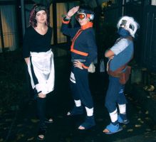 Kakashi gaiden group by MissWonka