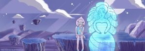 Steven Universe - Pearl's lament - Animated by AmmoBot-HB