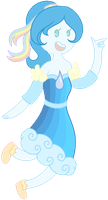 Weather Princess Official Debut by AmitysBread