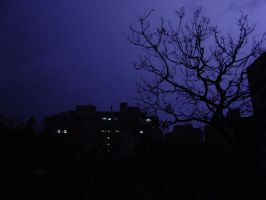 Thunderstorm Dark by firefoxcentral