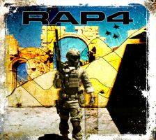 RAP4 Desert Ruins by RealActionPaintball
