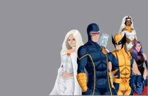 X-Men - WIP by AndrewJHarmon