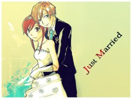 Just Married by Haruhi85