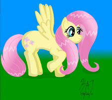 Fluttershy by YueLoverForever